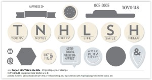 This is the Life Stamp Set
