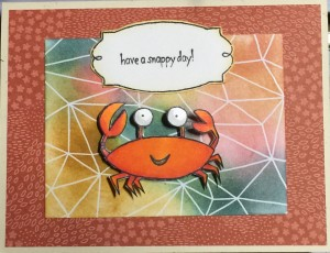 PL Cards-Have a Snappy Day!